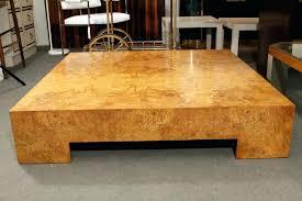 burlwood coffee table perfect amazing burl wood coffee table parsons style square burl wood coffee vintage burl wood coffee table
