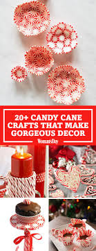 Candy Decorations Best 25 Peppermint Christmas Decorations Ideas On Pinterest