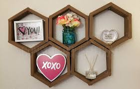 dollar tree diy make a decorative wall shelf