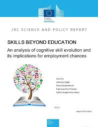 Skills For Employment Skills Beyond Education An Analysis Of Cognitive Skill Evolution And