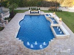 Geometric Swimming Pool Designs Southernwind Pools Formal Geometric Pool 064 In 2019