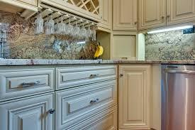 creme maple glazed kitchen gallery 12