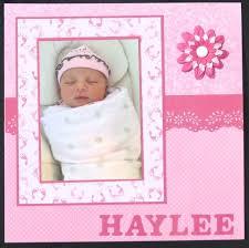 Baby Albums Ideas Our Newest Granddaughter Photo Gateblog