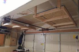 diy garage doorAbove Garage Door Storage Project DIY  Finished  Album on Imgur