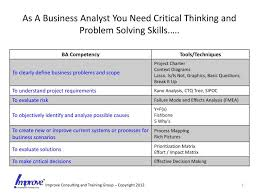 How to Encourage Critical Thinking in the Workplace     Business     Bridging the Gap Hire Business Analyst