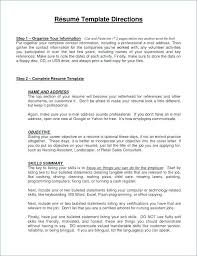 Professional Resume Objective Examples | Nfcnbarroom.com