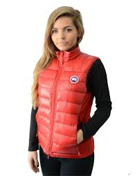 Complete Price Canada Goose Hybridge Lite Vest. Red Q85x2235 to you