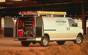 1998 Chevrolet Chevy Van - Information and photos - ZombieDrive