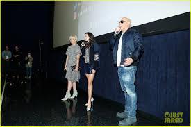 Vin Diesel Nina Dobrev Kick Off xXx Return of Xander Cage.