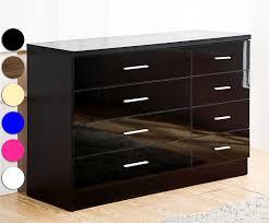 Oak Effect Bedroom Furniture Sets High Gloss Bedroom Furniture Ebay