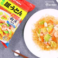 皿 うどん レシピ