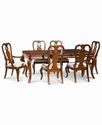 bordeaux louis philippe style bedroom furniture collection. Bordeaux Louis Philippe-Style 7-Piece Dining Room. Philippe Style Bedroom Furniture Collection