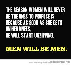 Stupid Men Quotes and Sayings | ... Funny Quote About Men Picture ... via Relatably.com