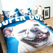 french bulldog bedding animal print french bulldog bedding sets twin queen king size bed sheets with