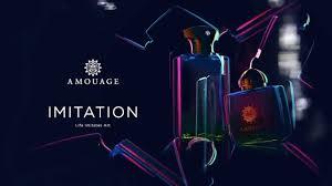 Imitation Designer Perfumes Amouage Imitation For Men And Women Because Life Imitates