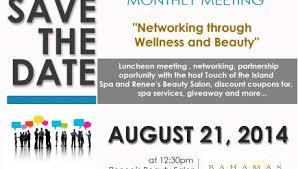Monthly Meetings Bahamas Bridal Association An