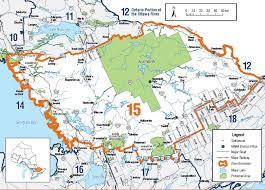 Calabogie Lake Depth Chart Fisheries Management Zone 15 Ontario Ca
