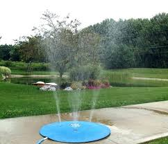 instant splash pad this is the 5 portable made from fiberglass my with tarp and what