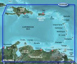 Garmin Bluechart G2 Charts Garmin Bluechart G2 Vision Hd Southeast Caribbean Chart Vus030r