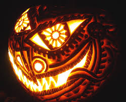 Wolf Pumpkin Carving Patterns Awesome Design