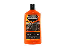 picture of phoenix1 lush leather conditioner for car seat covers shiner 295ml