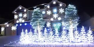 top christmas light ideas indoor. \u0027Let It Go\u0027 Christmas Light Display Is So Cool, Will Freeze You In Your Tracks | HuffPost Top Ideas Indoor G