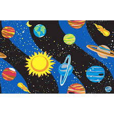 kid carpet solar system area rug reviews wayfair ca solar system area rug