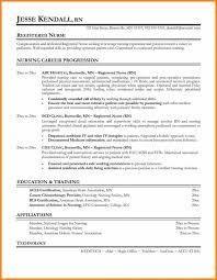 Resume Templates Nursing Nurse Resume Template Free Pixtasyco 10