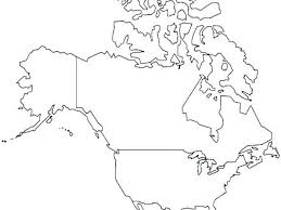 America Map Coloring Page Map Coloring Pages Page Also Plus Central