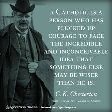 Gk Chesterton Quotes Amazing 48 Best Quotes Images On Pinterest Words Gk Chesterton And Lyrics