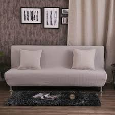 bed sofa cover anti slip armless seat