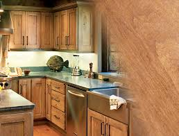 alder kitchen cabinets rustic canyon creek cabinet company