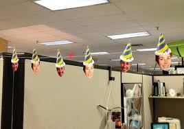 image of office birthday decoration work it is your birthday banner the office banner from