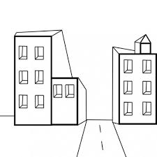 perspective drawings of buildings. Simple Buildings What Not To Do Inside Perspective Drawings Of Buildings S