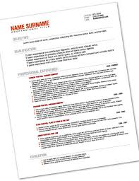 Free Resume Samples Print Free Templates For Resumes Download Layout For Resume  Resumes Free Resumes To