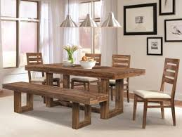 Bench : Beauty 30 Modern Dining Tables For A Wonderful Dining ...