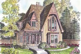 Victorian House Plans  Topeka 42012  Associated DesignsVictorian Cottage Plans