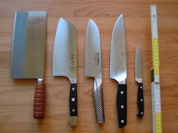 Sharp Kitchen Knife 7 Inch Japanese Cooku0027s 7CR17 Stainless Steel Sharp Kitchen Knives