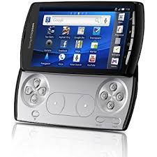 sony ericsson xperia play. sony ericsson xperia play r800i unlocked phone and gaming device with android os slide- o