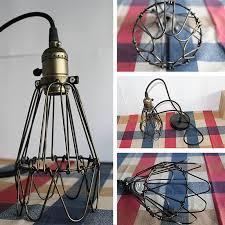 chandelier wire cage ceiling lamp 1464772547 5706 jpg 1464772546 5048 jpg