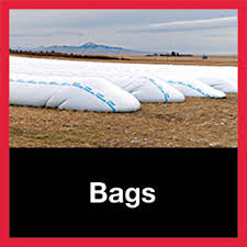 Up North Plastic Silage Bags Available Thru Gem Silage Products Canada