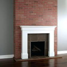 astounding painting red brick fireplace best color to paint brick fireplace painting a brick fireplace paint color to accent red brick painting red brick