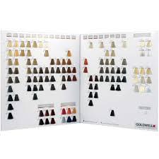 Goldwell Colour Chart 2018 Goldwell Topchic Shade Chart