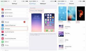 Fix Iphone X/8/7/6s Live Wallpaper ...