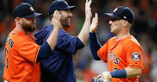 Astros clinch playoff berth with win over Angels   SI.com