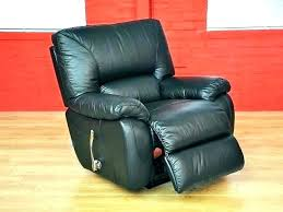 lazy boy chair repair lazy boy leather style recliner chair with ottoman and armchair la z