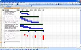 Free Excel Gantt Tirevi Fontanacountryinn Com