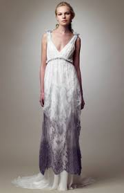 gorgeous dip dye wedding dresses to get inspired
