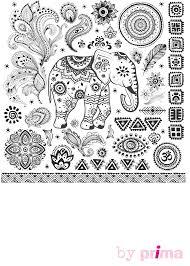 Coloriages Et Mandalas D Inspiration Orient Femme Actuelle