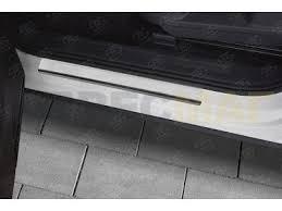 <b>VWTIG17</b>-<b>01</b> Накладка <b>решётки радиатора верхняя лист</b> ТСС ...